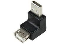 LogiLink USB Adapter USB 2.0 Angle