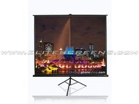 "Elite Screens 99"" Tripod screen 178x178"