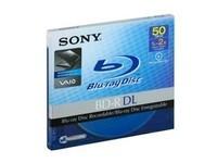 Sony BLU RAY -R DL 50GB 270MIN