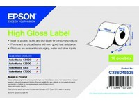 Epson Label roll, normal paper,102mm