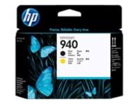 HP Inc. Printhead Black + Yellow