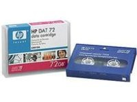 Hewlett Packard Enterprise DAT 72 Data Cartridge 36/72GB