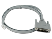 Vertiv RJ45 to DB25M s/t cable