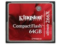 Kingston 64GB  Ultimate CF 266x