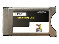 Neotion PRO CAM Conax non pairing