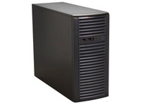 """Supermicro Mid-Tower, 500W PS, 4x 3.5\"""""""