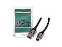 Digitus USB 3.0 cable. USB A - USB B