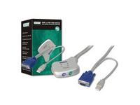 Digitus KV02 Port/PS2 Digitus  DC OC12