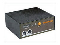 D-Link KVM 2port D-LDKVM-2K  PS2