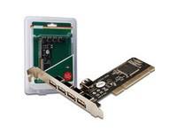 Digitus 5-Port USB 2.0 PCI Card