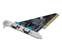 Digitus Serial I/O. 2-Port. PCI Add-On