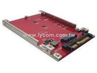 Lycom M.2 NVMe SSD to U.2