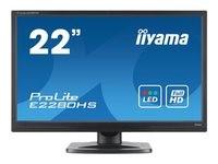 "Iiyama 21,5\"" 16:9 ProLite 5ms LED"