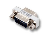 MicroConnect Mini Gender HD15 F/M VGA-VGA