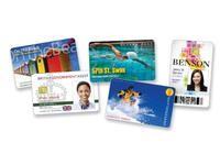 Zebra Plastic card, 30mill, 500pcs