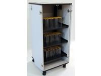 Vega Wooden Charging Cart 32 tablet