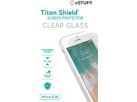 eSTUFF Apple iPhone 5/5S/SE - Clear
