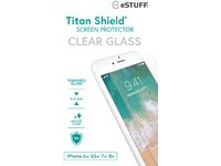 eSTUFF Apple iPhone 6+/6S+/7+/8+ Clea