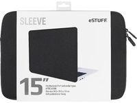 """eSTUFF 15\"""" Sleeve - Fits Macbook Pro"""