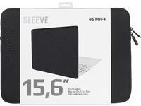 "eSTUFF 15.6"" Sleeve - Fits PC Laptop"