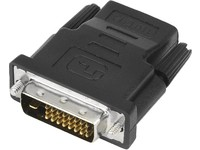 eSTUFF HDMI - DVI 24+1 adapter