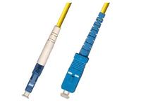 MicroConnect LC/UPC-SC/UPC 1.5M 9/125 LSZH