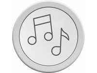 Flic Single - Music button