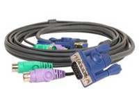 IOGEAR IOGEAR 6FT KVM CABLE 3IN1