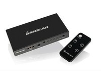IOGEAR 4-Port 4K HDMI Switch