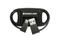 IOGEAR Charge n\' Sync Keychain