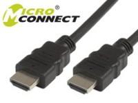 MicroConnect HDMI V2.0 19 - 19 2m M-M