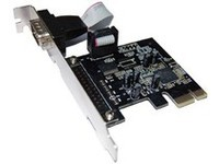 ST Labs PCI Express 1S Serial Card