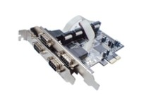 ST Labs PCI EXPRESS 4S SERIAL CARD