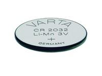 Varta CR2032, Lithium, 3V, 230 mAh