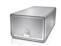 G-Technology G-RAID 4TB Silver