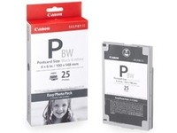 Canon Easy Photo Pack E-P25BW