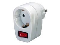 Brennenstuhl Outlet box, White