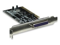 Manhattan Parallel PCI Card, 1.5 Mbit/s