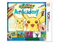 Nintendo 3DS POKEMON ART ACADEMY