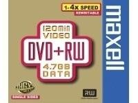 Maxell Dvd+rw 4,7gb rw