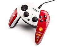 Guillemot F1 Dual analog Gamepad Ferrari