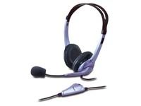 Genius HS-04S Headset Noise-Canceling