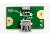 3D Systems CUBEPRO USB DEVICE PCB