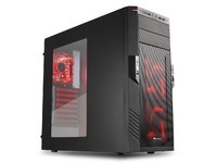 Sharkoon T28 Red Edition ATX
