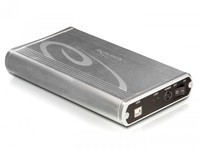 """Delock Encl. 3,5\"""" USB2.0 f. SATA II"""