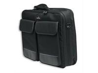 """Manhattan Notebook Briefcase \""""Big Apple\"""""""