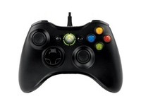 Microsoft XBOX 360 WIRED CONTROLLER WIN