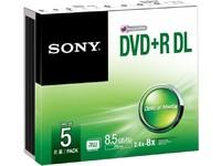 Sony DVD+R, DOUB LAYER SLIM CASE