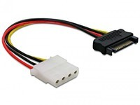 Delock Powercable SATA 15pin ->