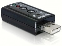 Delock USB Sound 7.1